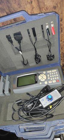 Auto diagnóstico avançado, multímetro, osciloscópio 4 canais, etc Texa