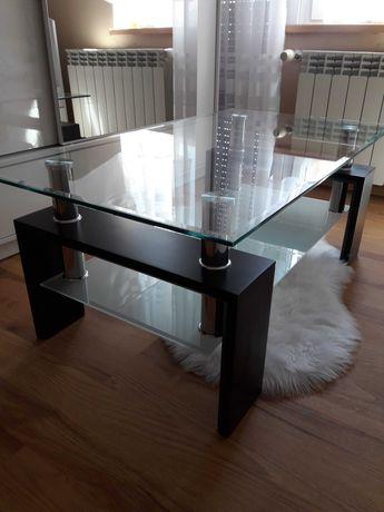 Stolik kawowy szklany