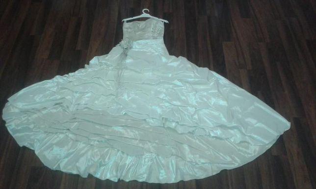 Suknia ślubna Madame Zareba Kawa z Mlekiem