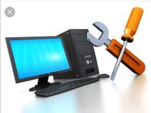 Reparação de computadores recolha e entrega em casa orçamentos gratuit