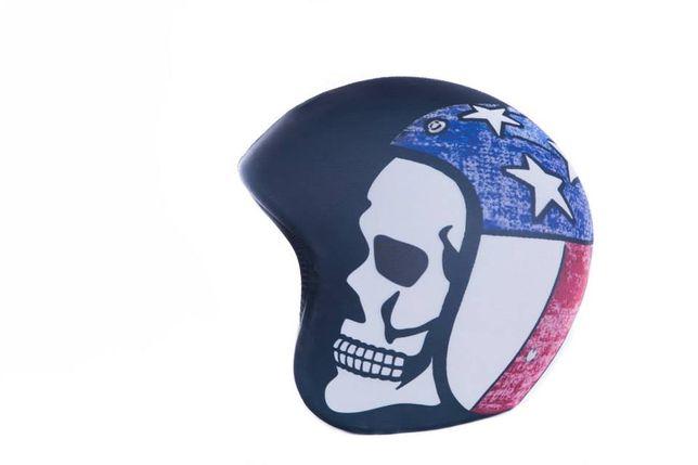 Nakładka na kask Skull Rider