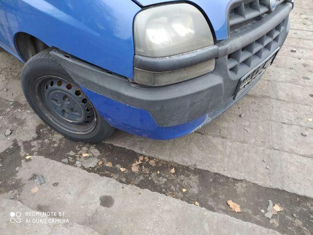 Fiat Dobloo zderzak przód
