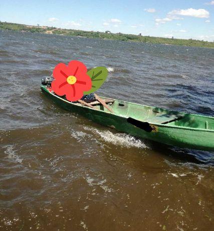 łódka  Rybacka 2