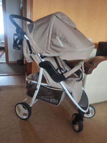 Дитяча коляска Carrello Quattro