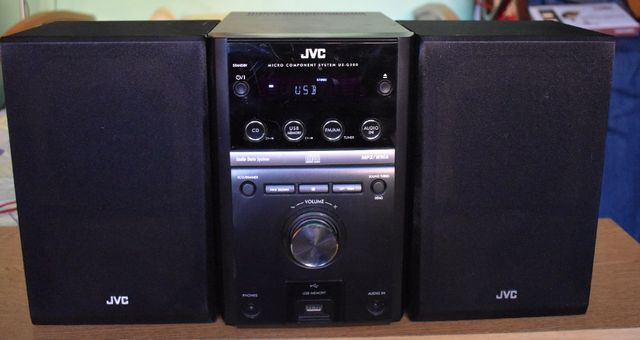 Wieża JVC UX-G300