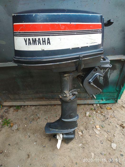 Лодочний мотор Ямаха 5 Пирятин - изображение 1