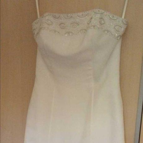 Vestido de Noiva + Tiara