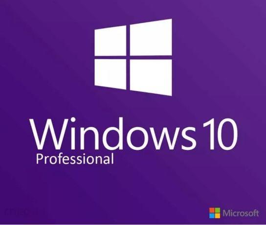 Windows 10 pro Klucz
