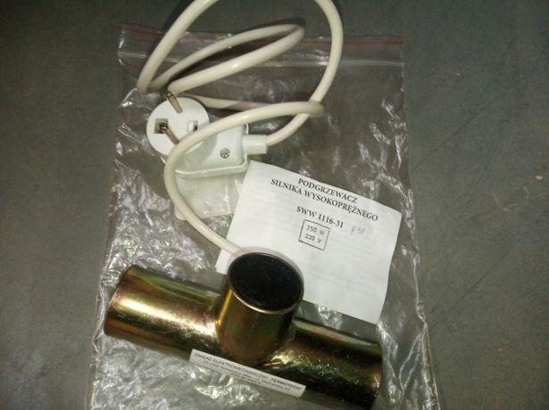 Przepływowy podgrzewacz elektryczny Ursus C-360 750W140Q38 360/20/0