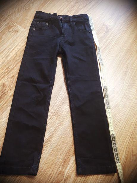 Школьные черные брюки