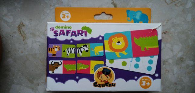 Domino safari czuczu