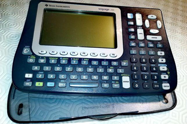 Calculadora científica, Voyage 200, TEXAS Instruments