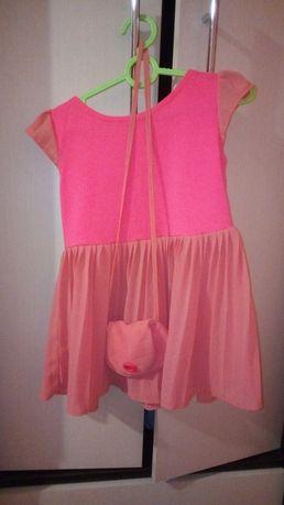 Платье ,туника на девочку 3-5 лет
