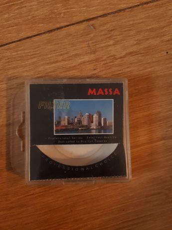 Pudełko opakowanie filtr massa MASSA
