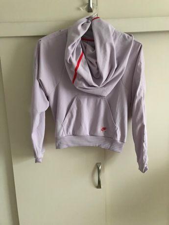 Bluza Nike z kołnierzem