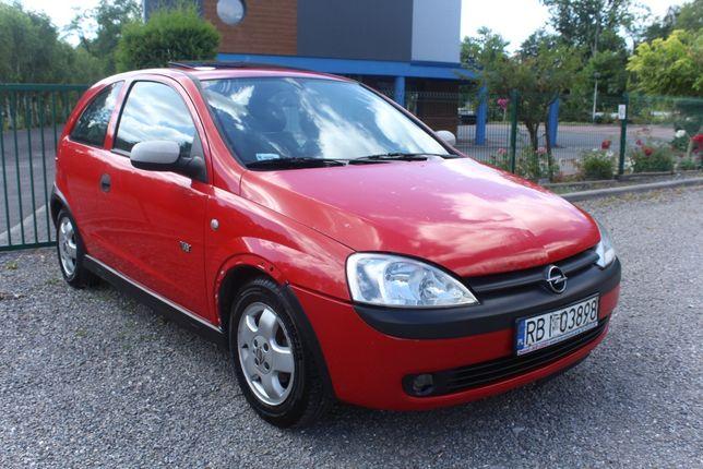 Opel Corsa C 1,2 LPG 2003r - 3900zł