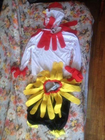 Карнавальный костюм Петух, Петушок на мальчика от 11-14 лет