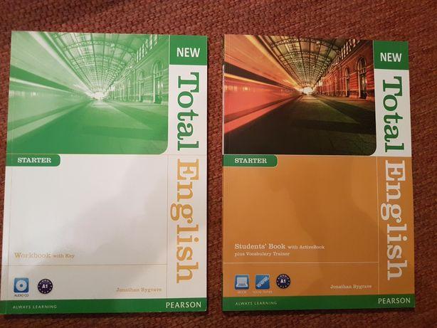 Total English Studens' Book i Workbook