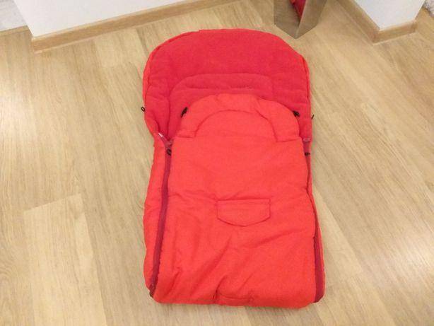Śpiwór do wózka dla dziecka