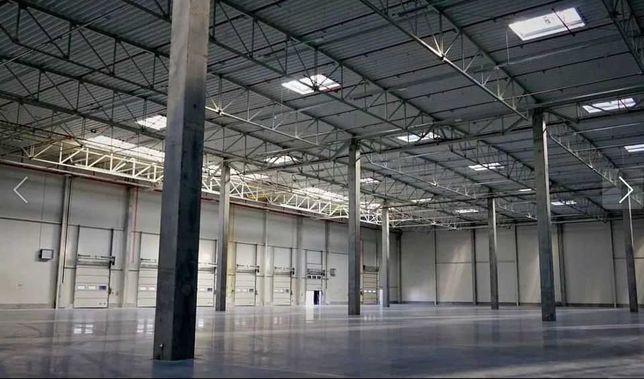 Skierniewice - obiekt magazynowo - produkcyjny klasy A - 13.000m2.