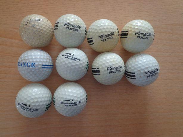 Conjunto de 10 bolas de Golf