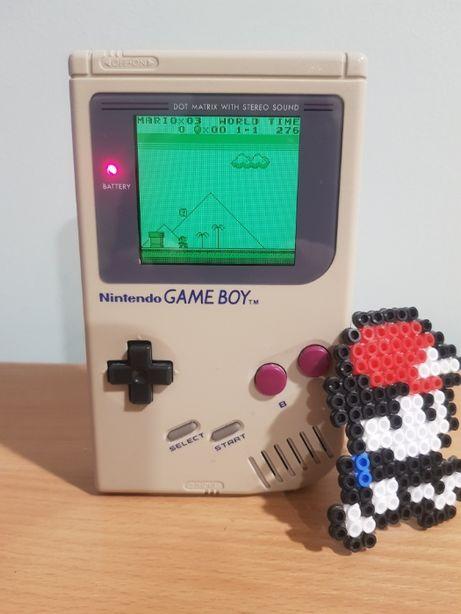 Gameboy DMG-001 Ekran IPS