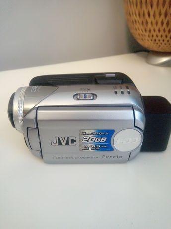 Фото/видеокамера JVC everio с сумкой