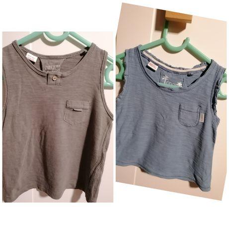 Zestaw 2pak T-shirt koszulek ZARA