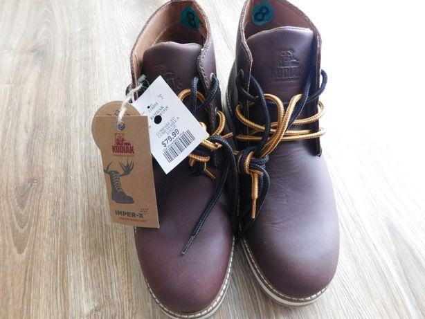 Канадські осінньо-веснянні черевики Kodiak Imper-x