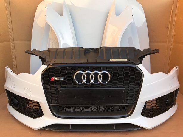 Audi А4 A5 А6 A7 4M Q5 Q7 C7 B8 C8 A8 S Двери Телевизор Бампер Крыло