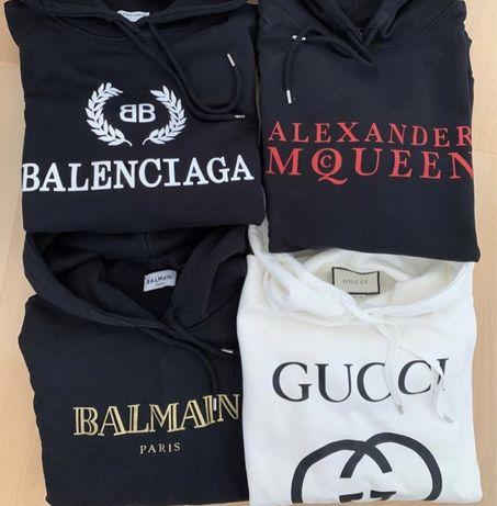 Hoodies Balenciaga, Gucci, Balmain, Givenchy, Dior