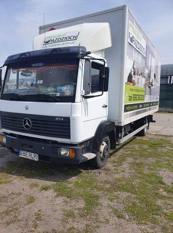 Mercedes 814 SPRZEDAM