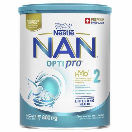 Суміш Nan optipro 2, 800 г., нова, запакована