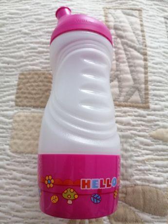 Bidon butelka z kolekcji Tupperware Hello Kitty 415 ml - NOWA