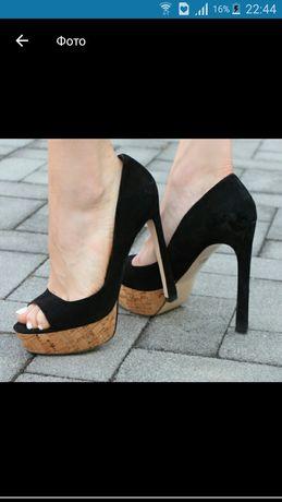 Обувь босоніжки Zara