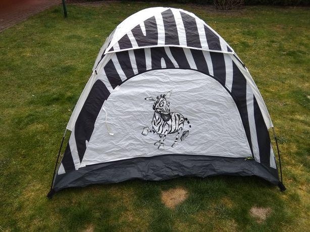 Namiot Zebra do domu lub na pole