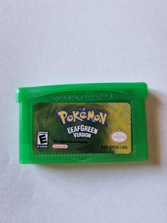 Jogo pokemon leafgreen - GBA - Gameboy - Game boy