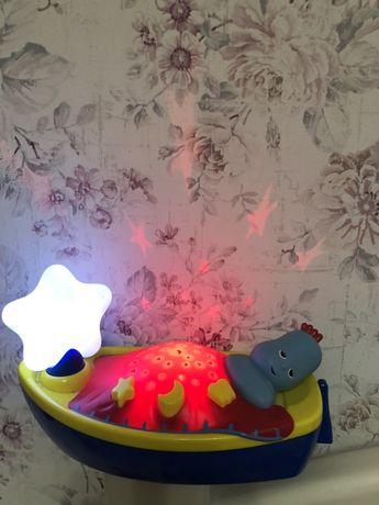 Музыкальный детский светильник, ночник