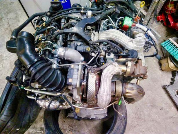 Silnik Jeep 3.0 CRD VM63D uszkodzony + pełny sprawny osprzęt 81 000 km
