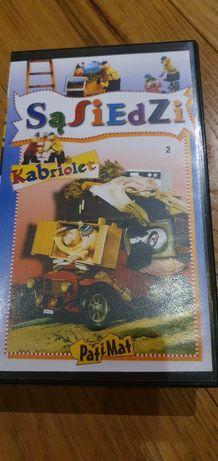 Sąsiedzi - kultowa bajka na VHS