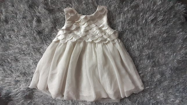 Sukienka niemowlęca r.62