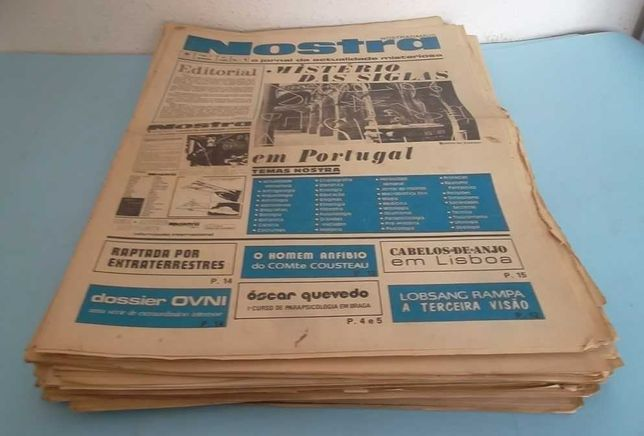 NOSTRA - O Jornal da Actualidade Misteriosa (1977)
