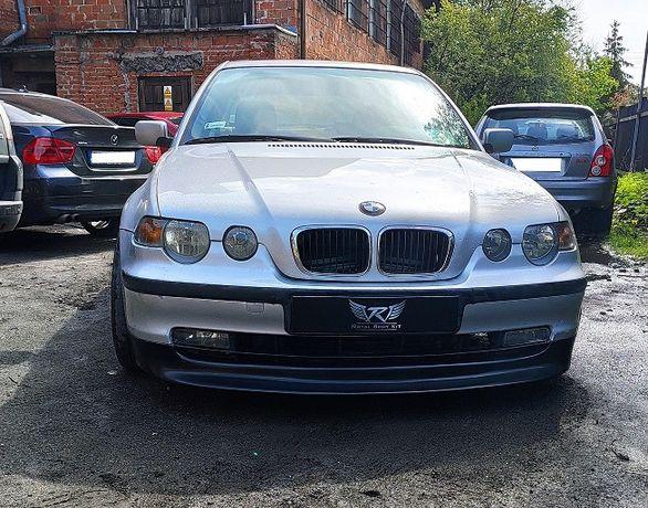 BMW E46 Compact dokładka zderzaka przód R.B.K.