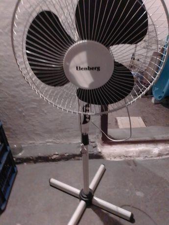 Вентилятор ELENBERG ,новый 750гр.