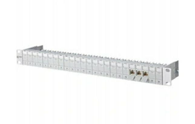 Metz Connect Moduł C6A 24 porty 180°M 1HE