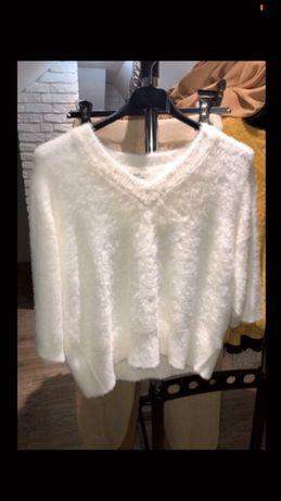 Sweterki z alpaki