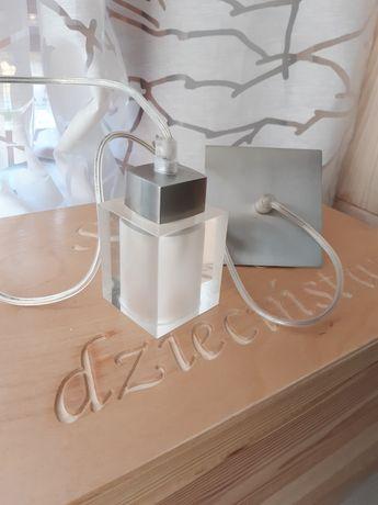 Kryształek lampa lampka wisząca elegancka glamour Zara Home