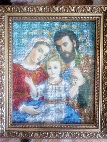 """Ікона """"Св. Родина"""""""