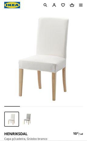 4 Capas de cadeira