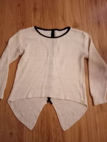Sweterek damski kokardki r. S/M